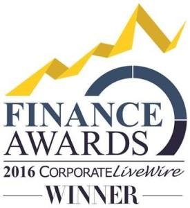 FinanceAwards_CorporateLiveWire_Winner2016